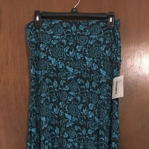 LuLaRoe Maxi Skirt Medium New With Tags